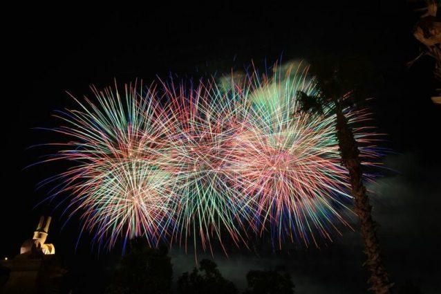 Magic Fire Festival: Rainbow Magicland si accende di luci e colori