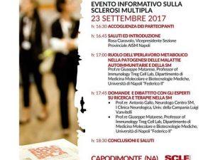 Napoli, Sclerosi Multipla: se ne parla alla Clinica Hermitage con l'AISM