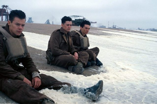 """Recensione del film """"Dunkirk"""" di Christopher Nolan"""