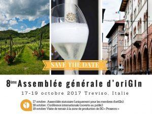 Indicazioni geografiche: G7GI a Bergamo e oriGIn a Treviso