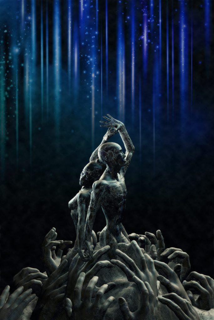 Presa di coscienza (100 x 150 cm 11/2015)