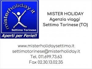 Mister Holiday – Agenzia viaggi