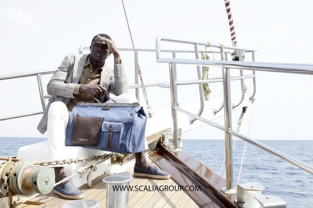 Ismail Drammeh, dal Gambia alle passerelle