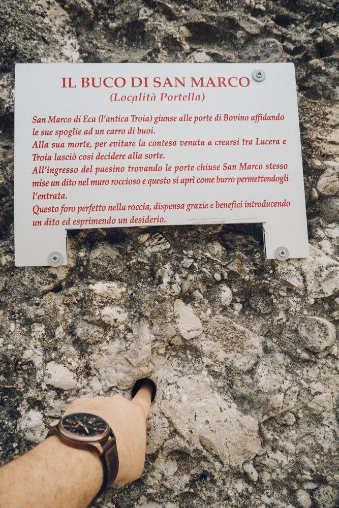 Il buco di San Marco | Ph: Vince Cammarata