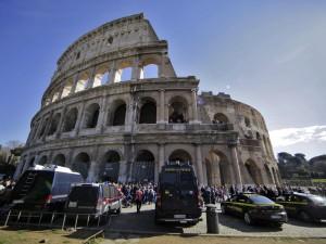 """Trattati di Roma, allerta sicurezza sabato 25 marzo: """"Zona rossa e 100 telecamere in più"""""""