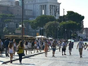 Attentato Barcellona, a Roma ipotesi barriere a via del Corso e Fori, più controlli sui camion