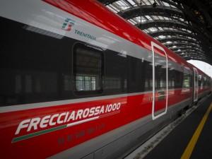 Arriva la prima Freccia Rossa da Roma Fiumicino a Venezia