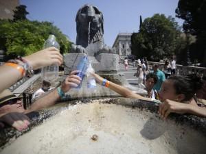 Meteo Roma, si apre una settimana bollente: temperature fino a 34 gradi