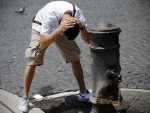 Emergenza meteo a Roma: è stato il secondo mese più caldo dall'anno 1800