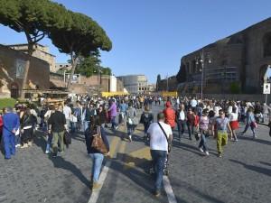 Meteo Roma, per ora le previsioni dicono brutto tempo a Pasqua e sole a Pasquetta