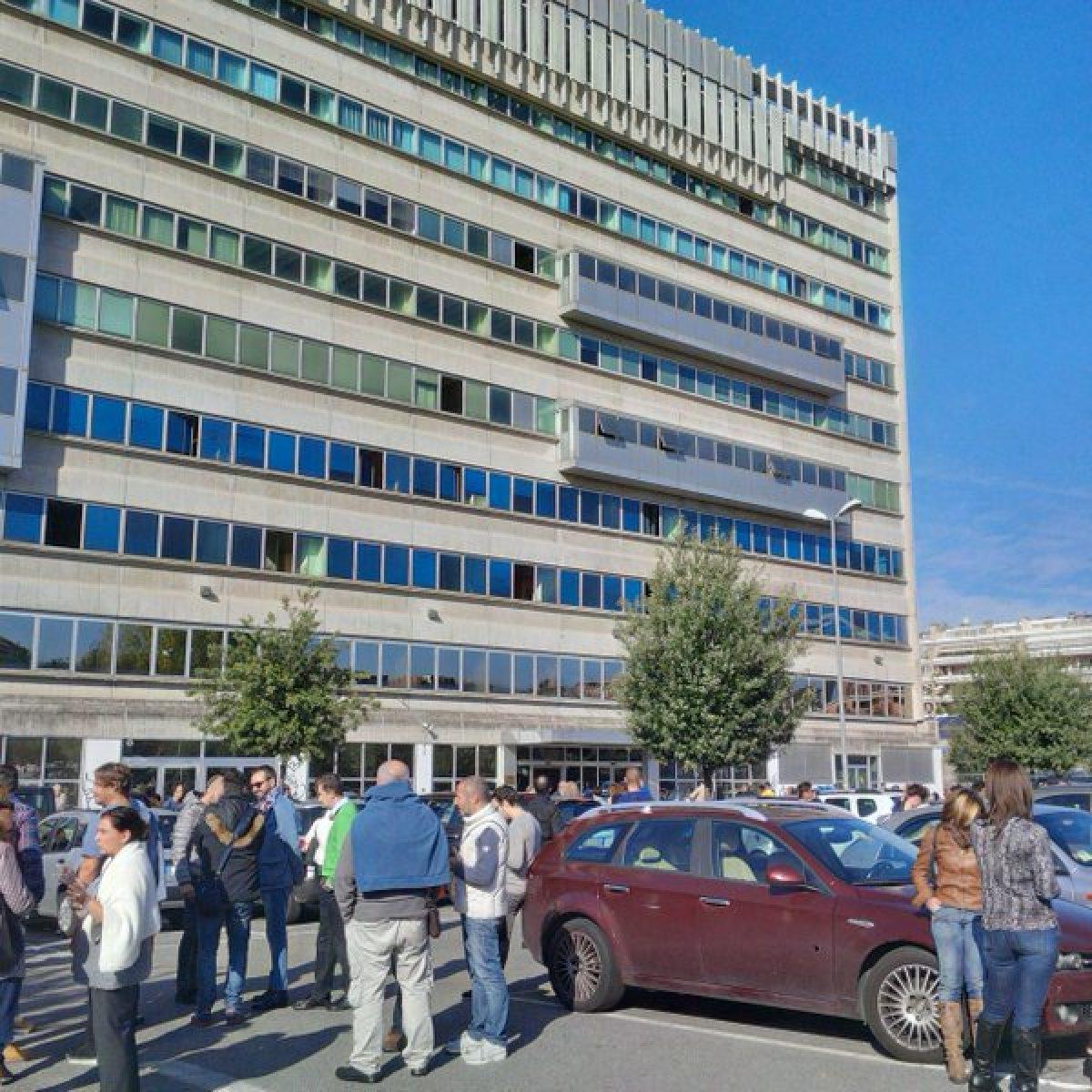 Via Ostiense 131.Allarme Bomba Negli Uffici Della Prefettura In Via Ostiense