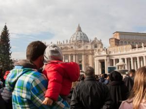 Natale 2015 Roma, dal 24 al 27 dicembre zona rossa attorno a San Pietro
