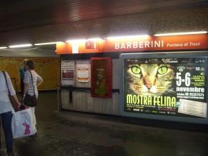 Metro A, Barberini non può riaprire: una scala mobile non ha