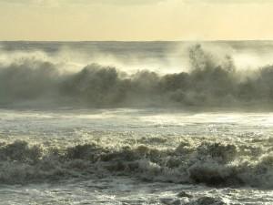 Allerta meteo Roma e Lazio: mareggiate, piogge e venti forti sabato 4 e domenica 5 marzo