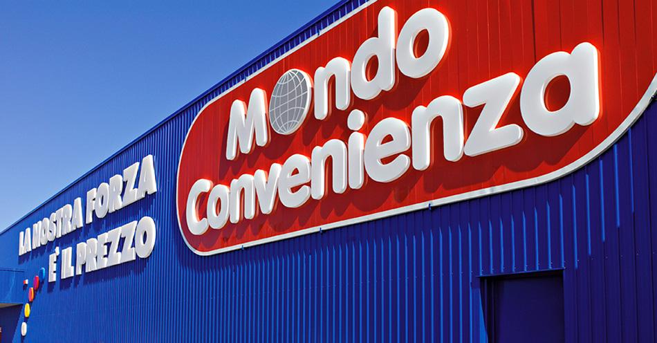 Mondo Convenienza Roma, offerte lavoro