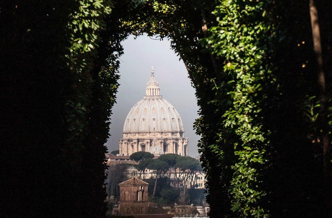 Ecco il nuovo giardino degli aranci il 21 aprile riapre uno dei luoghi pi magici di roma - Il giardino degli etruschi ...