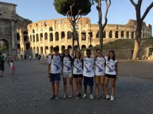 Un viaggio in treno per scoprire l'Italia responsabile: Ragazzi Avventura fa tappa a Roma
