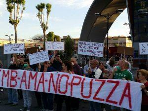 Impianto Tmb Salario: estate da incubo per i residenti assediati dai miasmi