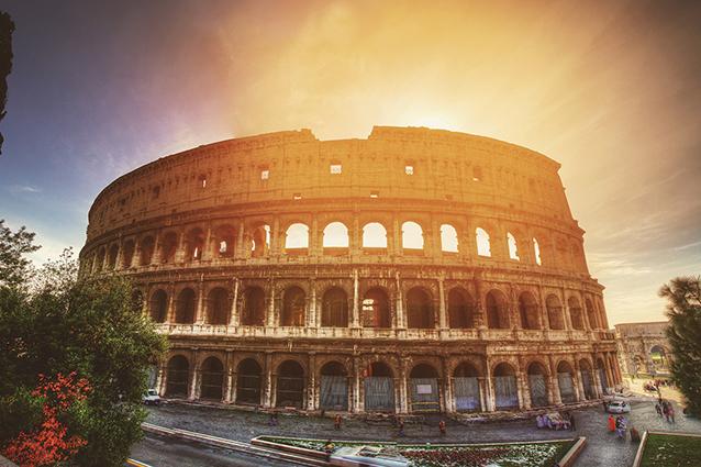 Visitare il colosseo come prenotare con e senza guide for Colosseo da colorare