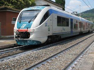 Treno della linea regionale FL3