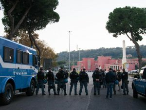 Derby Roma-Lazio |  Stadio Olimpico blindato |  accessi separati per i tifosi e ordinanza