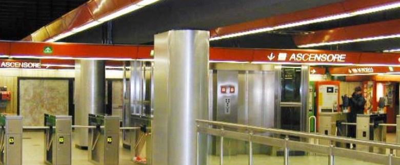 Metro a chiusa per pi di un 39 ora per un falso allarme - Allarme bomba porta di roma ...