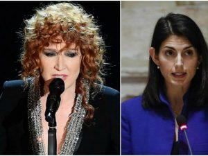 """Fiorella Mannoia: """"Avevo votato la Raggi. Ora Roma è in un pastrocchio da cui non si viene fuori"""""""