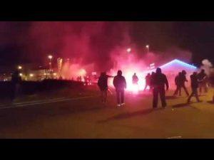 Roma-Lione, in arrivo almeno 1000 francesi: timore per possibili scontri