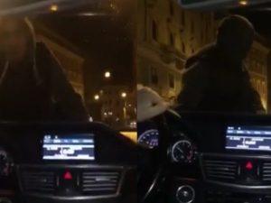 Lite per un cliente a largo Argentina: Ncc investe tassista e lo trascina per un chilometro e mezzo