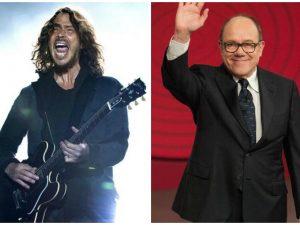 """Anche Carlo Verdone ricorda Chris Cornell: """"Era un grande! Una voce bellissima e potente"""""""