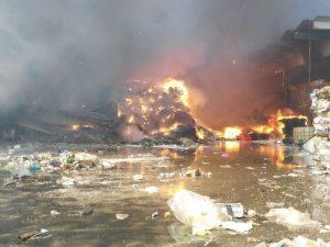 Incendio Pontina, a Pomezia scuole chiuse per due giorni e divieto di raccogliere ortaggi