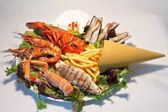 I migliori ristoranti di pesce a Roma