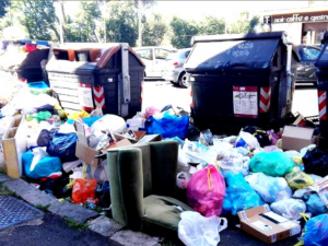 """Emergenza rifiuti, il ministro Galletti incontrerà Raggi: """"Voglio un piano vero"""""""