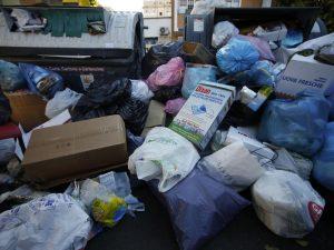 C'è davvero una emergenza rifiuti a Roma?