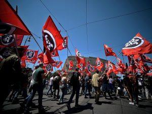 """Casapound: """"Sui migranti la posizione di Virginia Raggi è uguale alla nostra"""""""