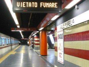 Interruzioni sul tratto Battistini-Termini: ancora disagi sulla metro A