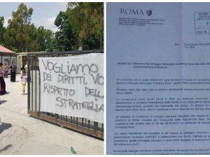 Arrivate le lettere alle famiglie: il campo rom Camping River chiuderà il 30 settembre