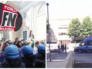 Tor Bella Monaca, divieto di manifestare e sede sgomberata per Forza Nuova