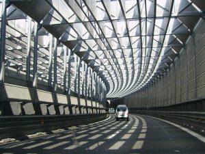 Tangenziale Est: chiusura della galleria Pittaluga dal 17 al 22 luglio
