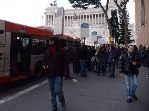 Info viabilità Roma giovedì 11 gennaio: GRA, mezzi pubblici e vie cittadine