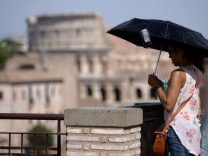 Meteo Lazio mercoledì 13 settembre: tempo gradevole e soleggiato, temperature in aumento