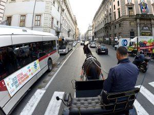 Traffico a Roma lunedì 4 settembre: GRA, mezzi pubblici e vie cittadine
