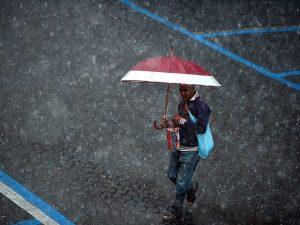 Meteo nel Lazio per il weekend del 15-16 luglio: arriva la pioggia