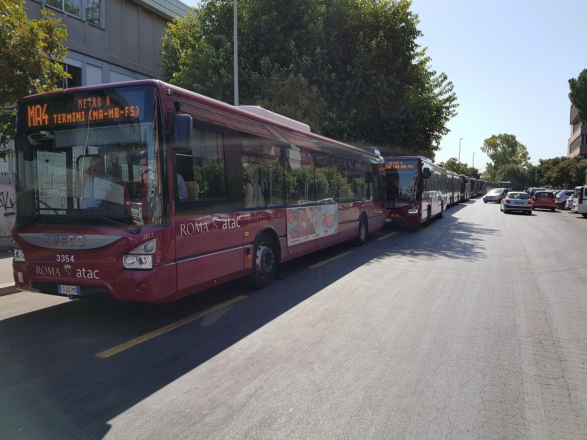 Metro Roma: chiuso per lavori un tratto di 9 fermate