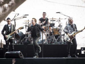 U2 in concerto a Roma allo Stadio Olimpico: scatta il piano sicurezza