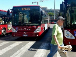 Sciopero dei trasporti Roma martedì 12 settembre: si fermano Atac, Cotral e Roma Tpl