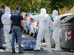 Donna uccisa e fatta a pezzi a Roma: custodia cautelare in carcere per Diotallevi