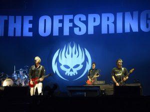 The Offspring in concerto all'Ippodromo delle Capannelle a Roma mercoledì 2 agosto