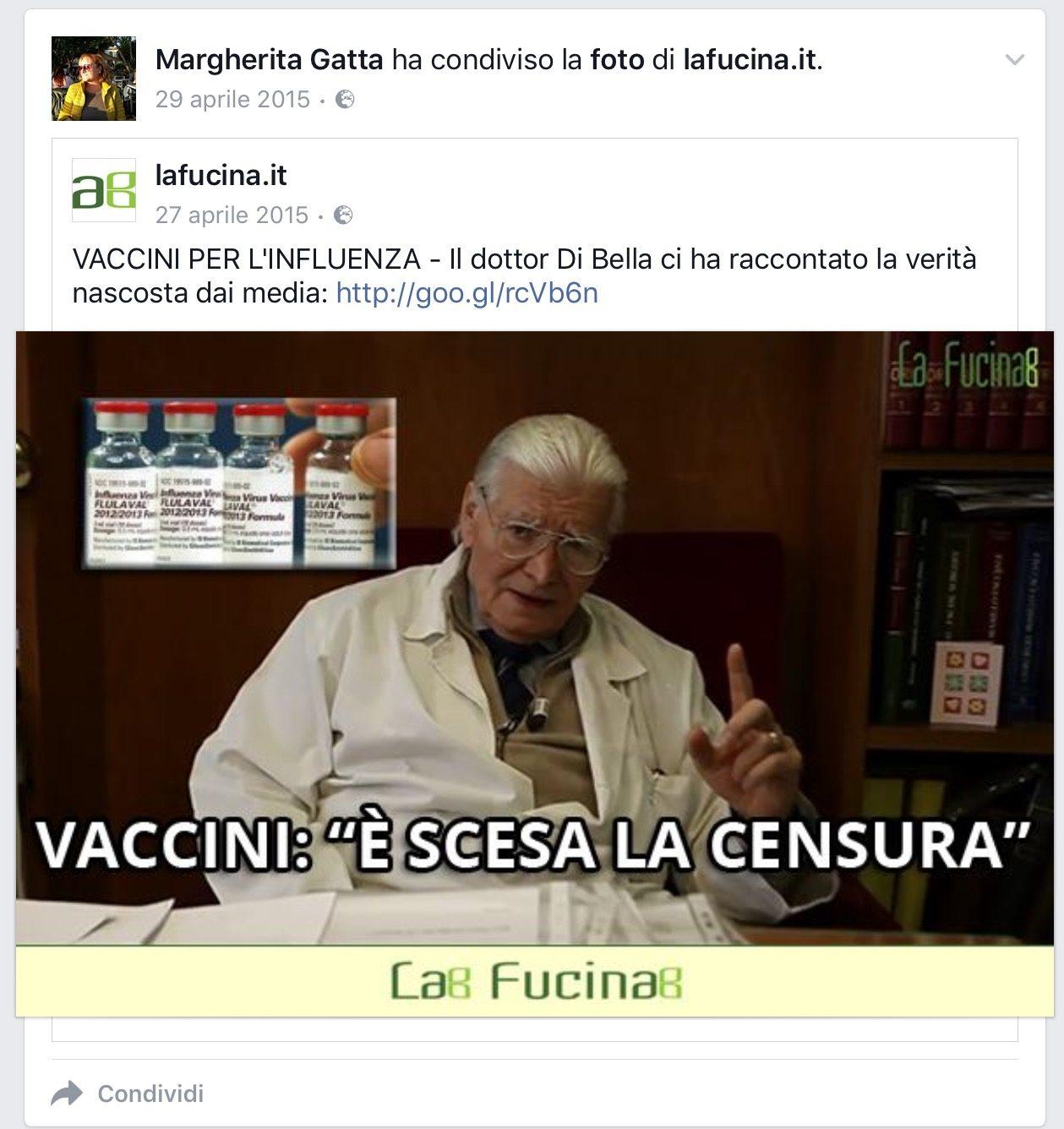Margherita Gatta: una perfetta grillina complottista per la giunta Raggi
