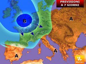 Acquazzone a Roma, non succedeva da 3 mesi. Torna subito il bel tempo, ma attenzione a Poppea